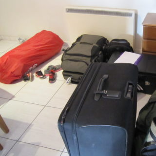 Delayed Gratification – Luggage Arrives One Week After We Landed in Cyprus