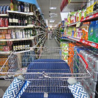 Supermarket Etiquette in Cyprus