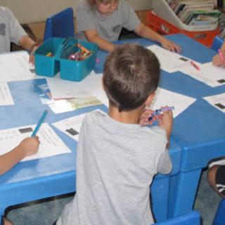 First Week of School in Cyprus