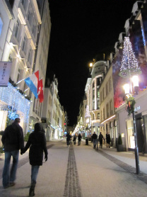 Luxembourg – Spending our New Year's