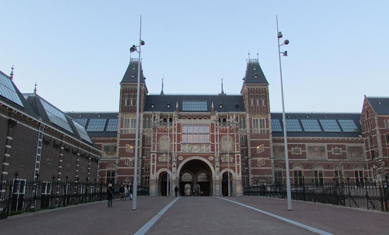 Rijks Museum web