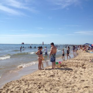 Grand Ole' Time at Grand Haven Beach