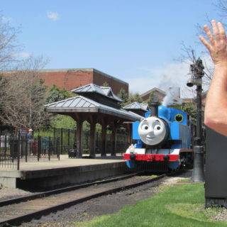 A Day Out With Thomas at Greenfield Village