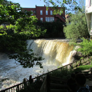 Chagrin Falls, Home of Calvin and Hobbes & Jeni's Splendid Ice Cream