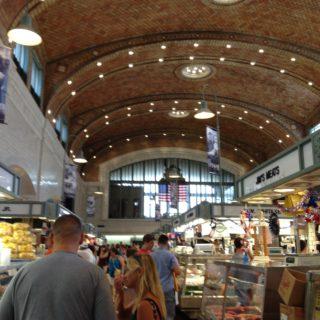 Cleveland's Famous West Side Market