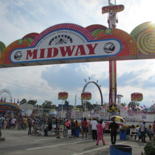 Inside the Indiana State Fair