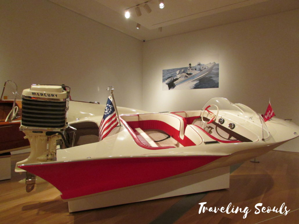 grand rapids art museum gram michigan boat sail