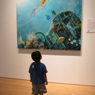 Grand Rapids Art Museum with Kids