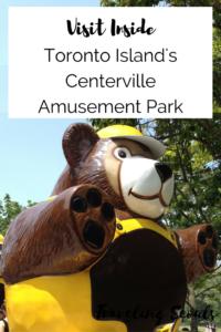 canada Toronto Centreville's Amusement Park Pinterest Graphic
