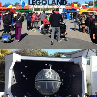 Christmas Time at LEGOLAND California