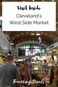 Cleveland West Side Market pinterest graphic vertical