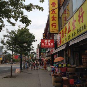 chinatown toronto canada street