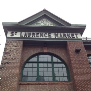 st. lawrence market toronto canada