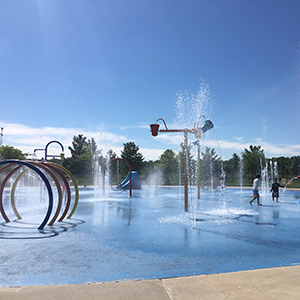grand rapids michigan millennium park beach splashpad instagram 300x300copy