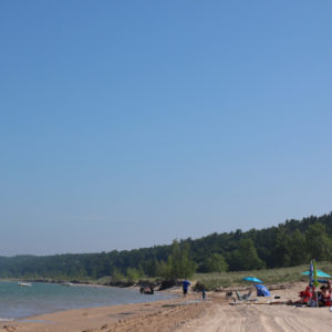 mears state park pentwater michigan lake michigan beach instagram copy