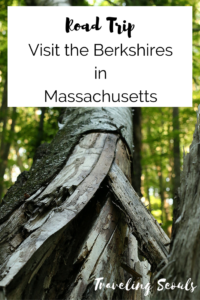 berkshires Roadt Trip to Berkshires Massachusetts Pinterest Graphic 2
