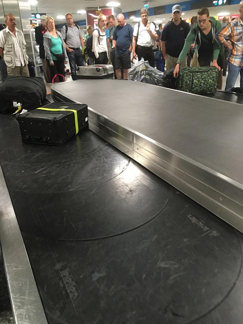baggage claim budapest hungary