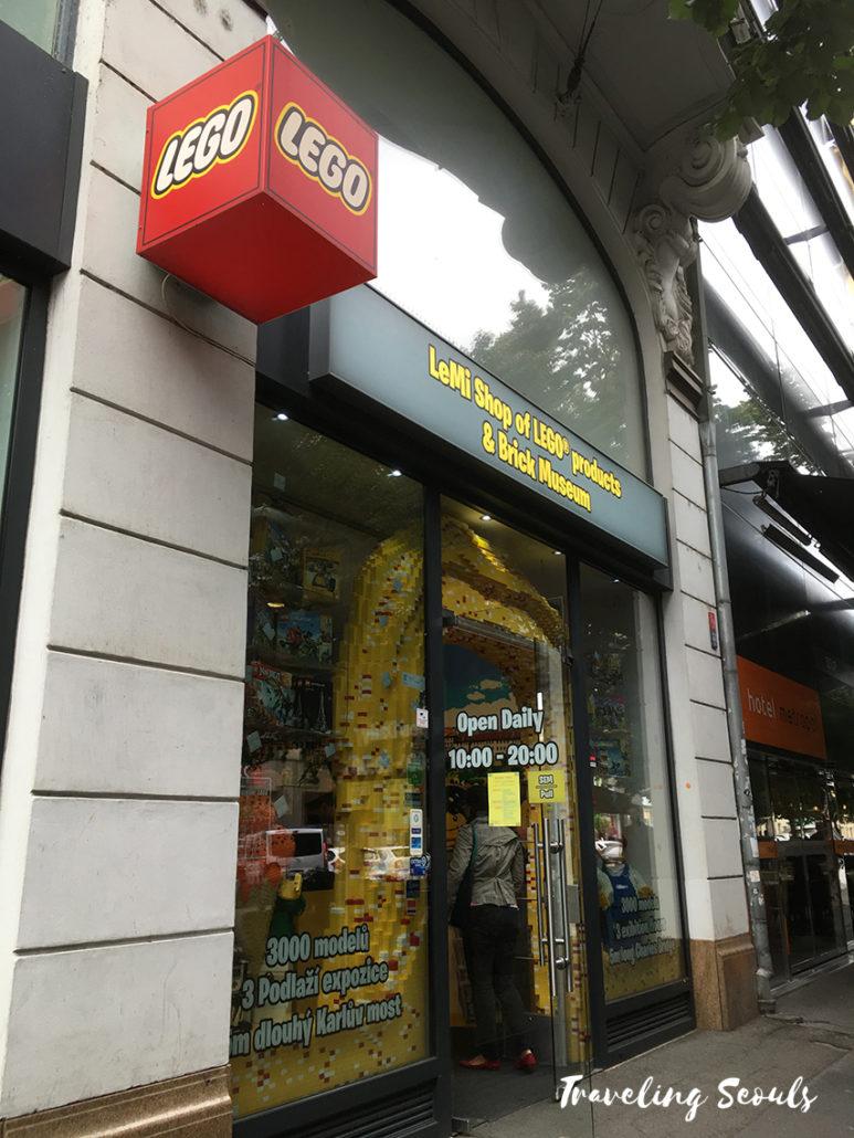 lego museum entrance copy