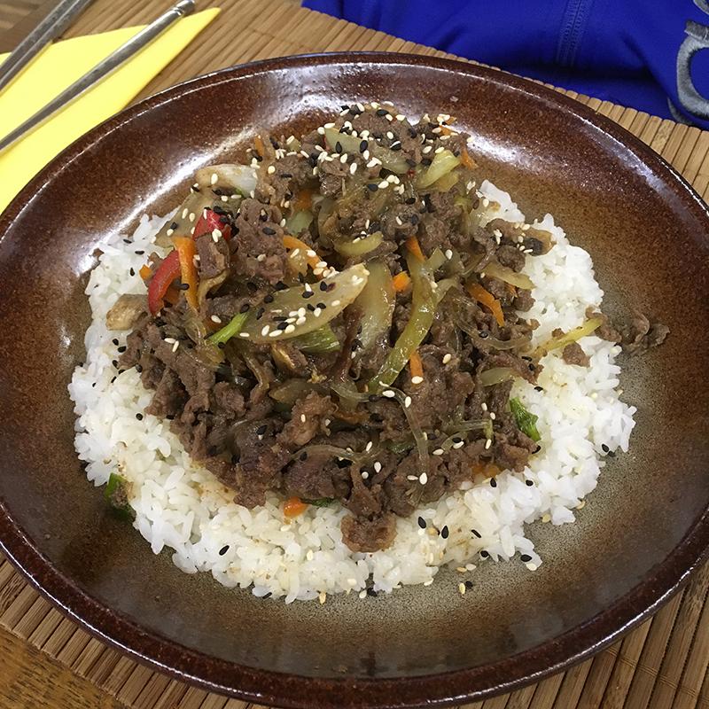 bibimbap korea restaurant praha prague czech republic review restaurant food
