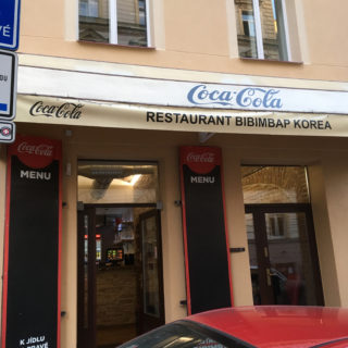 Review of Bibimbap Korea in Prague