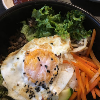 Review of K Point Korean Restaurant in Budapest
