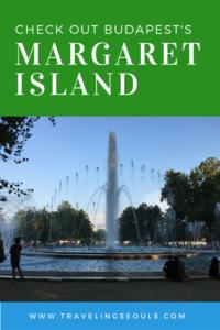 margaret island budapest hungary pinterest graphic
