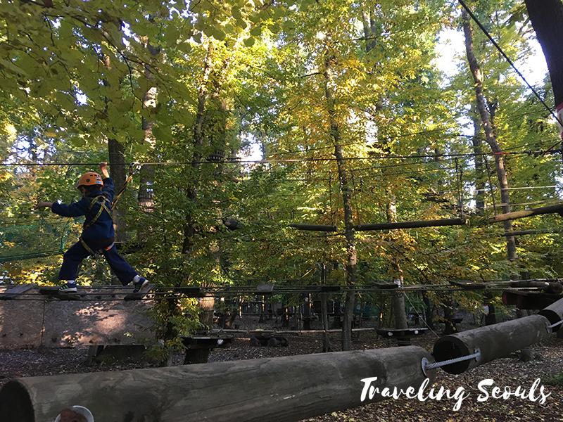 challenge land adventure park budapest hungary