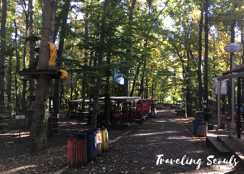 challenge land adventure park budapest hungary entrance
