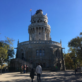 Tour Budapest's Elizabeth Lookout Tower
