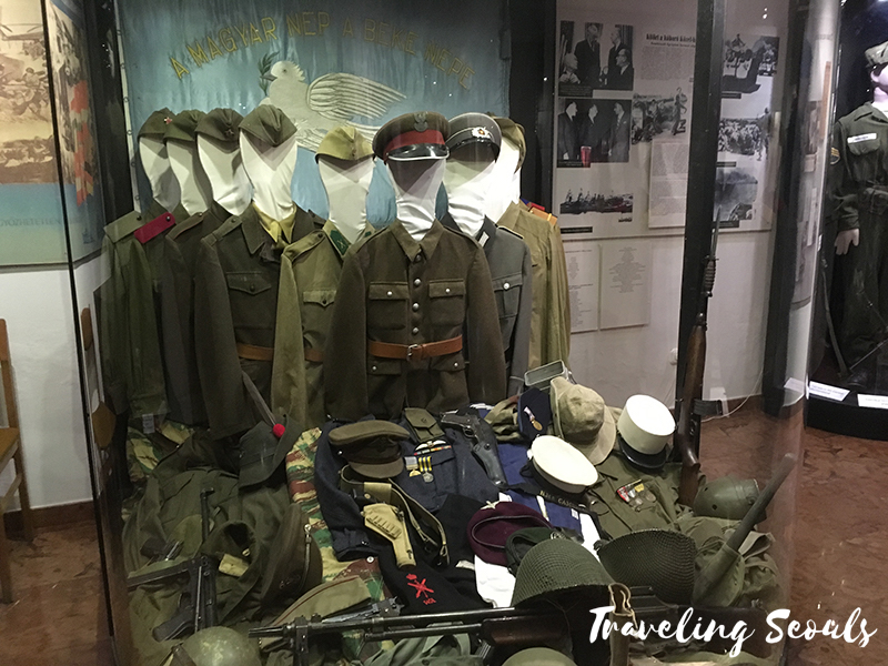 museum of military history in budapest hungary