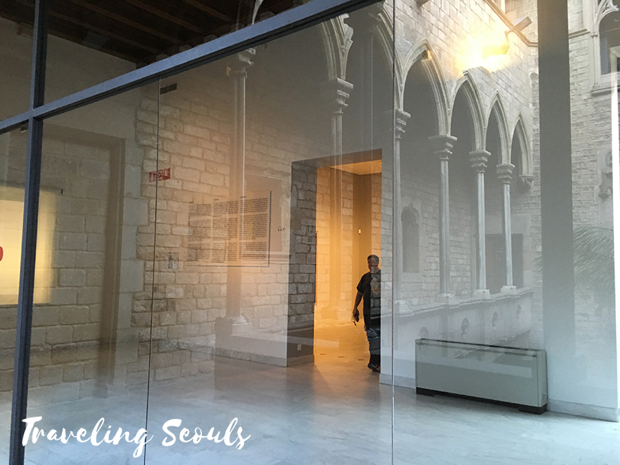 Picasso Museum Barcelona Audio Tour