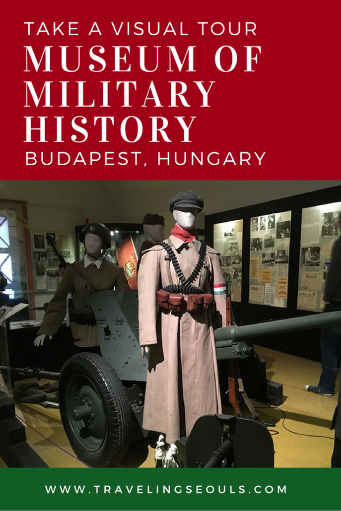 Want to see what's inside Budapest's Museum of Military History? Click to see a visual tour of the museum. More at Traveling Seouls.