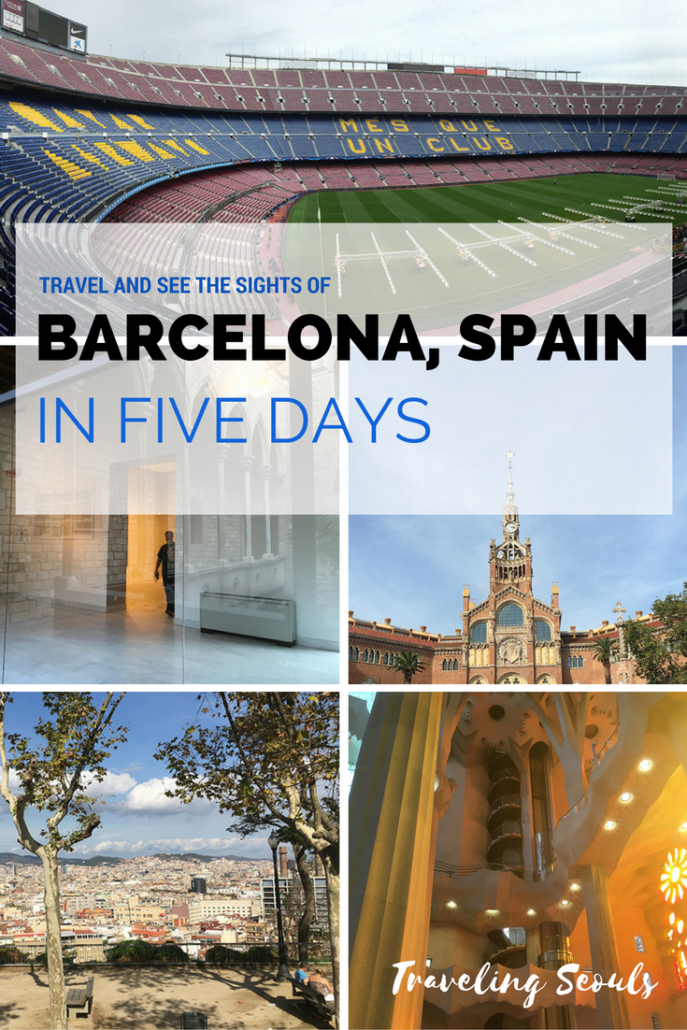 Have 5 days to spend in Barcelona? Go check out Gaudi's Sagrada Familia, attend a soccer match with FC Barcelona, tour Camp Nou Museum, & visit the Picasso Museum. Don't forget to eat at a Korean restaurant and Japanese sushi place in the city. We've got the low down and tips to make the most of your trip to Barcelona. Click to see more at Traveling Seouls.