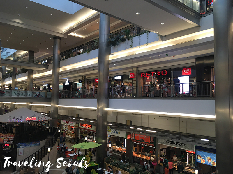 westend west end city center budapest hungary shopping mall