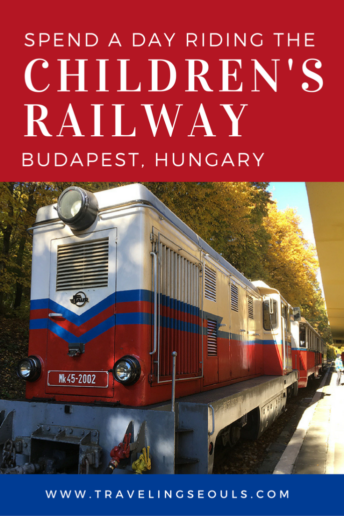 Spend the day in the hills of Buda riding the Children's Railway in Budapest, Hungary. I'll share my tips, mistakes, and ways to make the most out of your day trip. Click to see more at Traveling Seouls.
