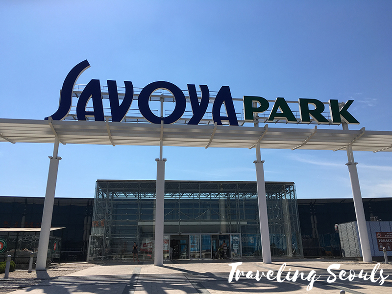 savoy park shopping mall budapest hungary