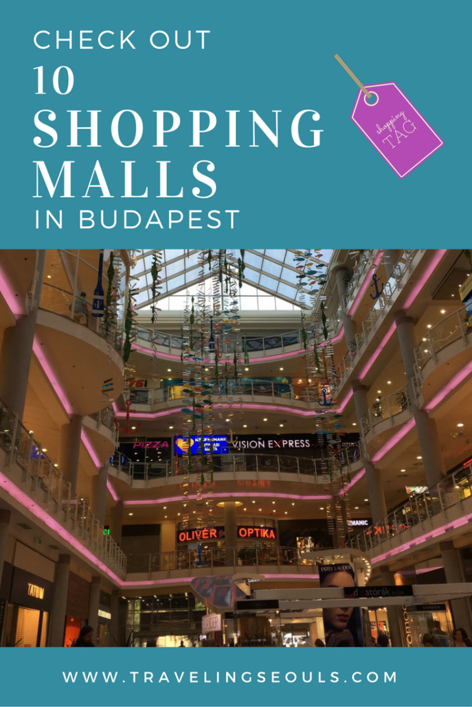 Have a desire to go shopping in Budapest? Check out the 10 shopping malls available around the city. Click to see more at Traveling Seouls.