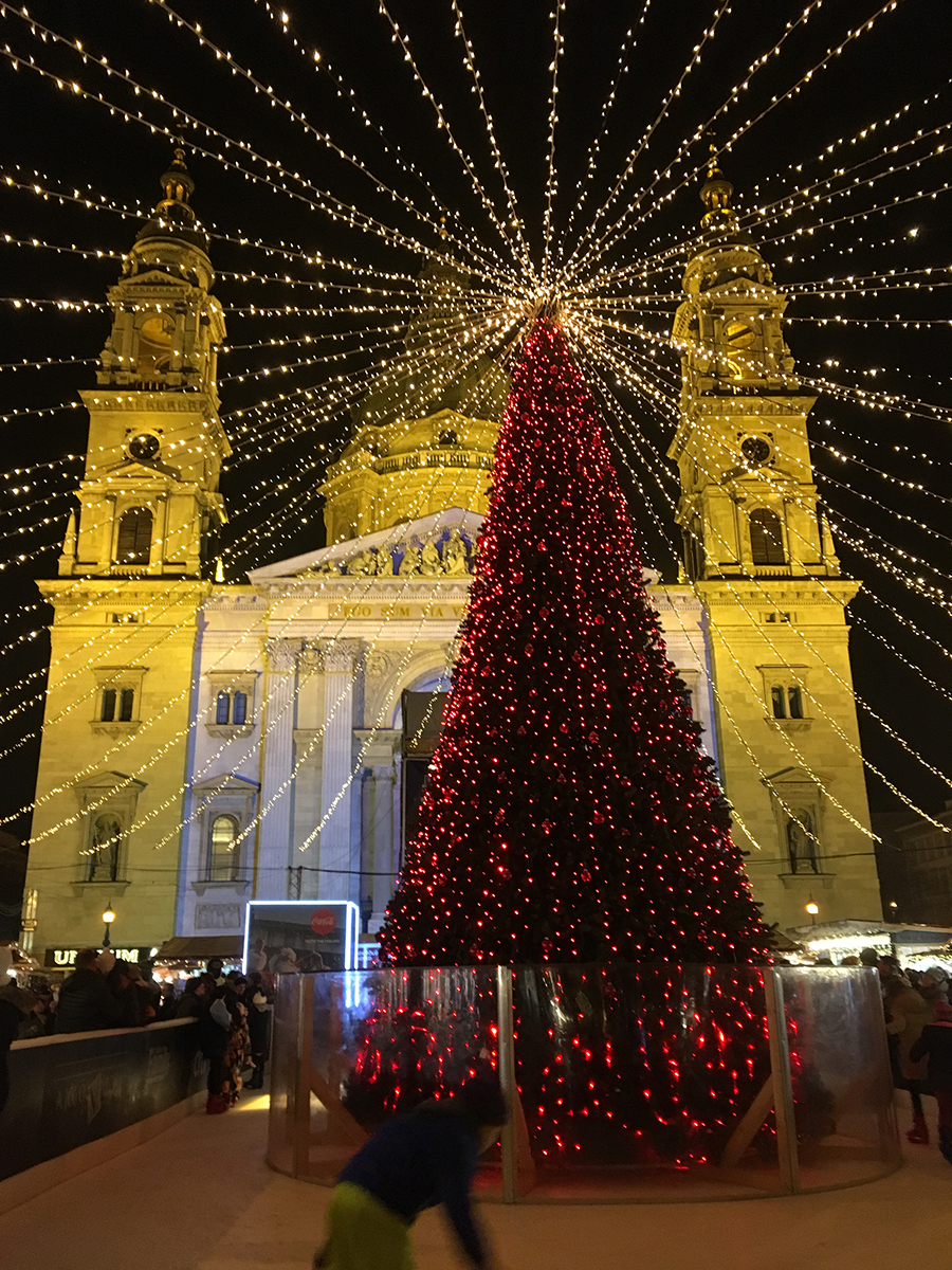 five things to do in budapest during the christmas holiday