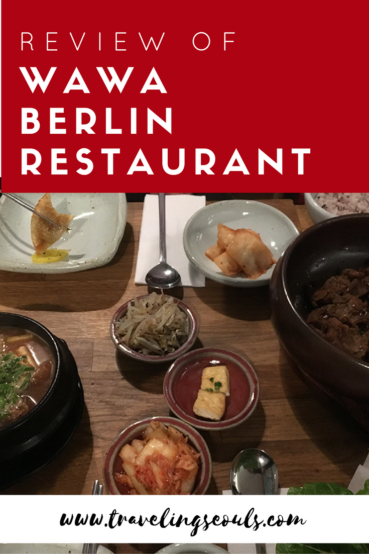 Want to try some delicious Korean food in Berlin? Then you have to go to Wawa Korean Restaurant in Berlin, Germany. It's fresh, light, and all-around excellent cuisine. Read the review and see more images at Traveling Seouls.
