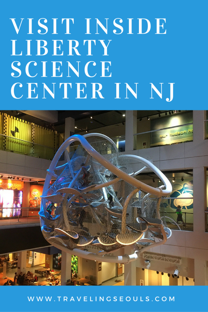 Want to know what to expect when you visit the Liberty Science Center in Jersey City, NJ? Check out this post and see all the photos of what it's like inside. Read more at Traveling Seouls.